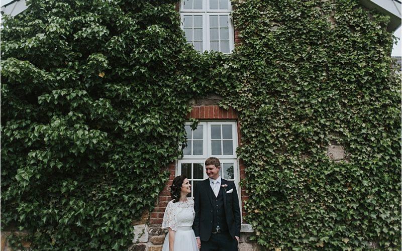 Noeleen & Brian Lusty Beg Island Wedding
