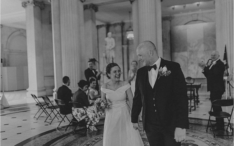 Niall & Kat // Dublin City Wedding