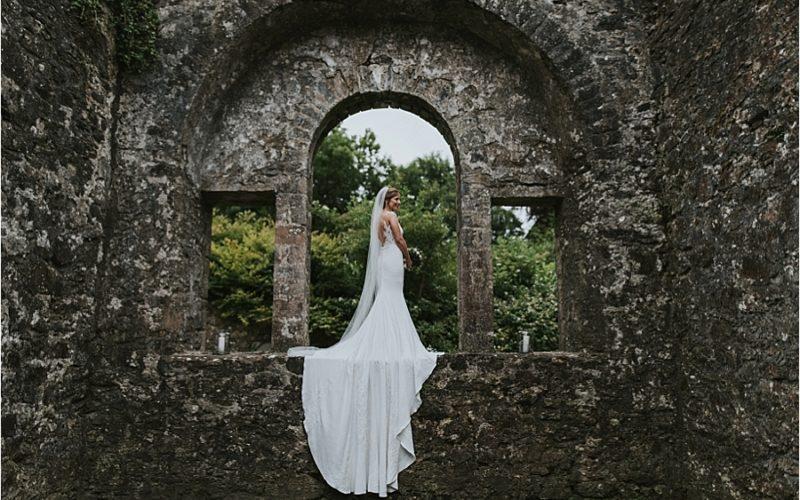 Rachel & Duncan // Loughcrew House Wedding