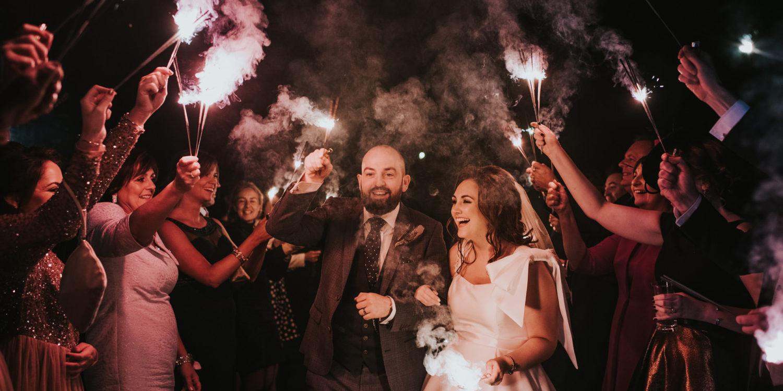 Kara & Connor //  Ballymagarvey Village Wedding