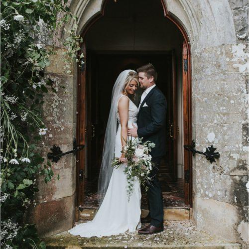 Chloe & Ryan //  Manor House Hotel Wedding