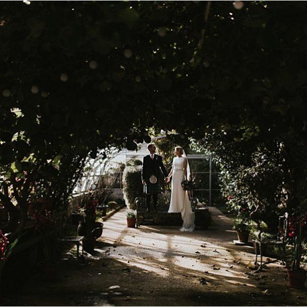 Helen & Richie //  Larchfield Estate Wedding