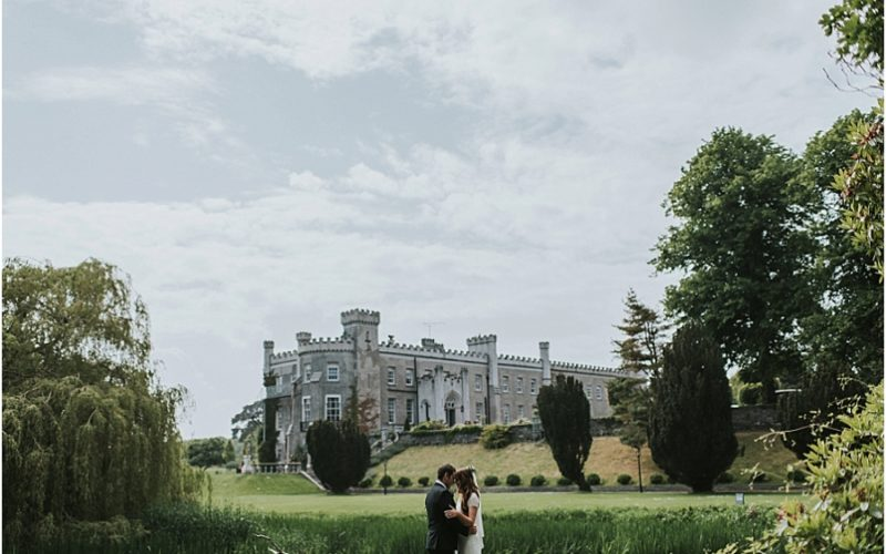 Clodagh & Ross // Bellingham Castle