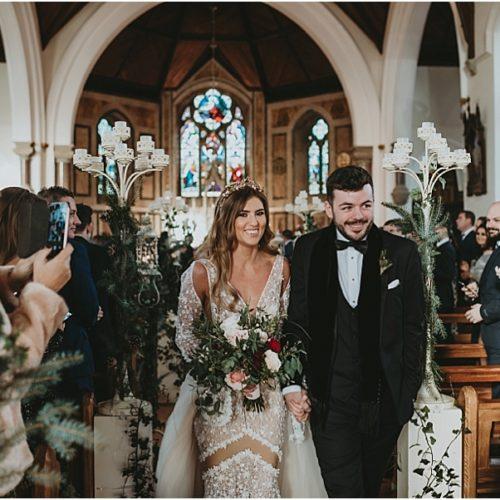 Katie & Paul // Winter Wedding Ballymagarvey Village