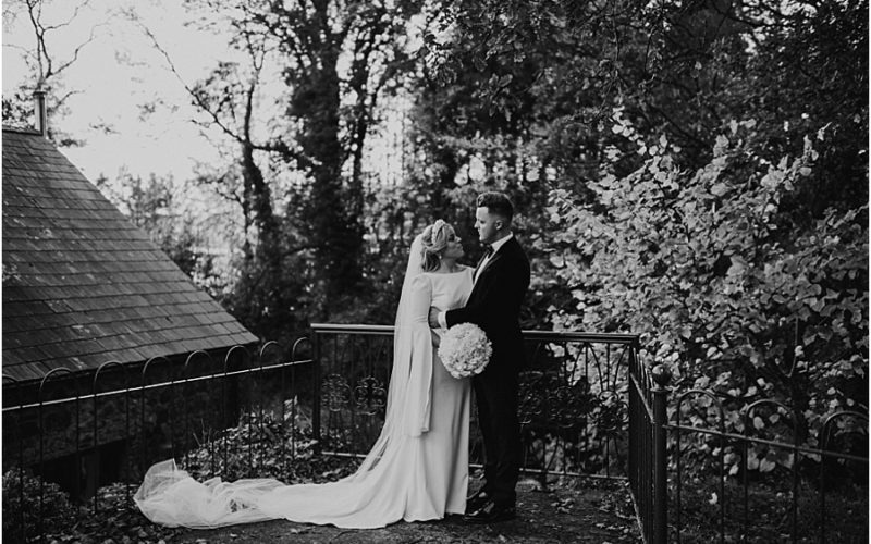 Rachel & Mark // Galgorm Resort Wedding