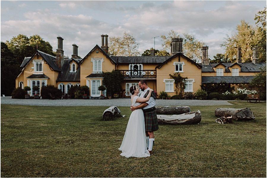 Mackenzie & Tom // Martinstown House Wedding