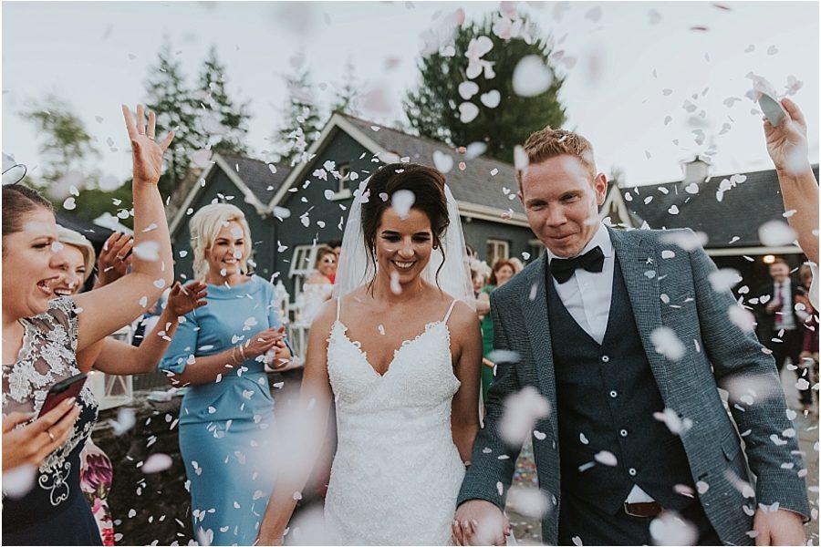 Aisling & Karol // Lusty Beg Island Wedding